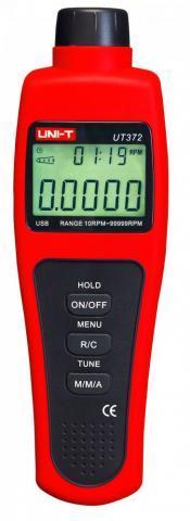 Noncontact tachometer UNI-T UT372 USB