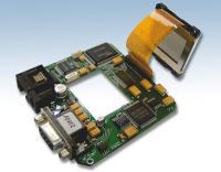 Spatial light modulator Holoeye HEO 0017 (OEM version LC 2002)